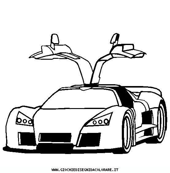 wagner car coloring pages - photo#8