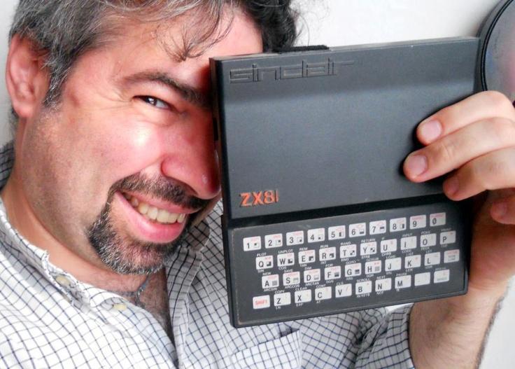 Il mio primo computer... 1981, appunto!