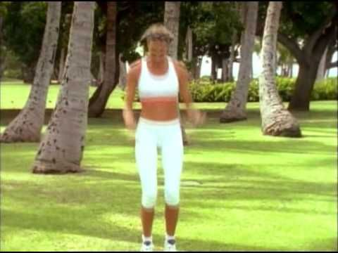 LOVE this workout. I've been looking for it for years after using it on VHS. Easy to do, great results. Karen Voight The Body Workout With Elle Macpherson.