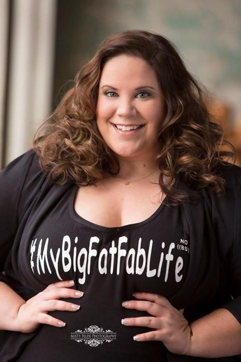 Whitney Way Thore from My Big Fat Fabulous Life joins the PSMM blog to talk about her new show, PCOS, and body love. ‬