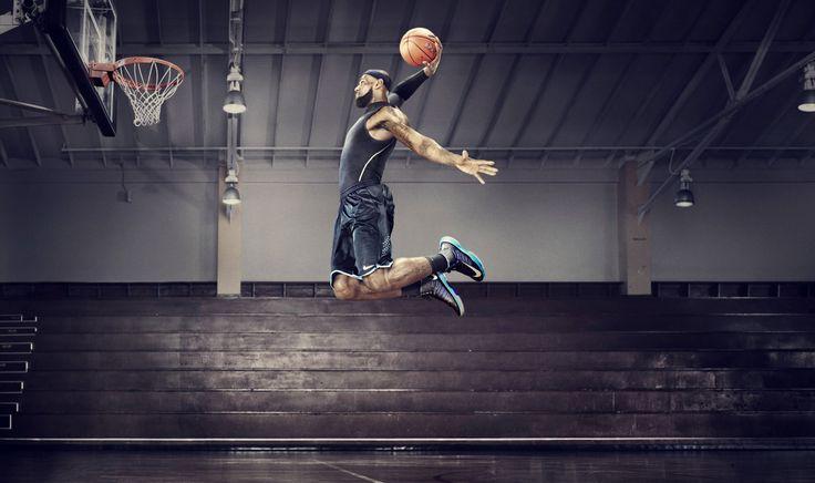 LeBron James, Nike