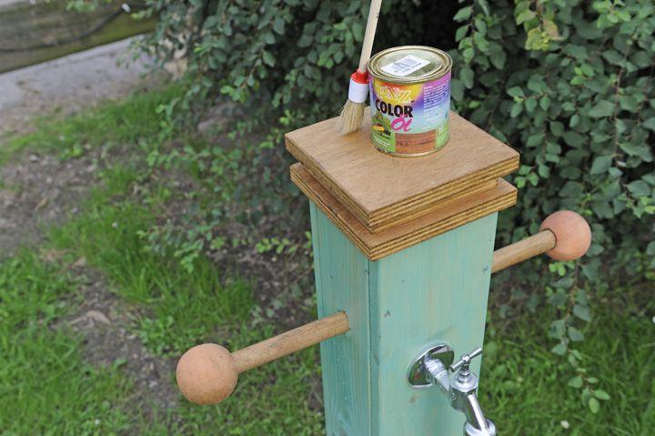 Die besten 25 wasserzapfstelle ideen auf pinterest - Garten wasserzapfstelle ...
