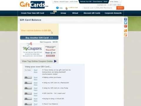 Checking Gift Card Balance - http://LIFEWAYSVILLAGE.COM/gift-card/checking-gift-card-balance/