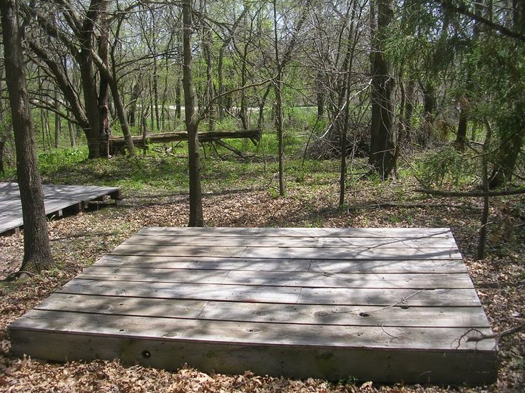 17 Best Images About Camping Platforms On Pinterest