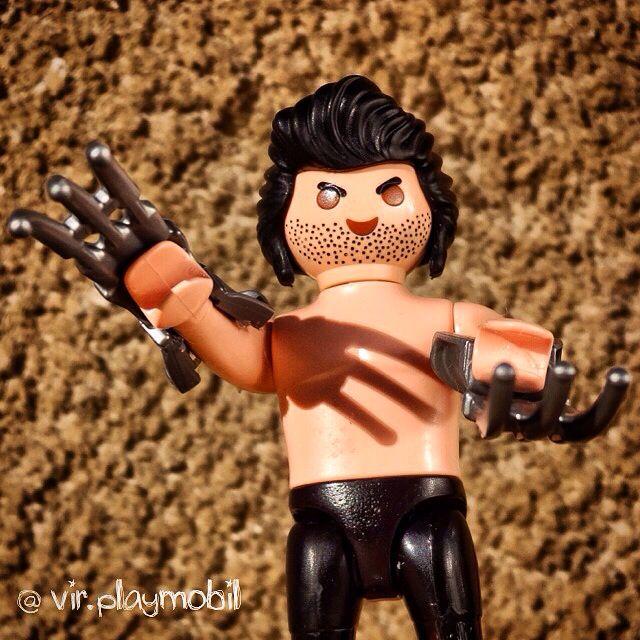 Wolverine Playmobil