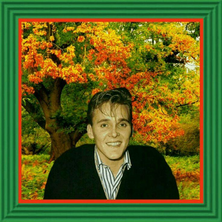 Billy In Autumn