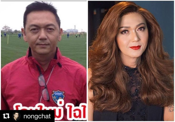 #Repost @nongchat with @get_repost ・・・ Before-After คุณพอลลีน งามพริ้ง @paulinengarmpring ผู้ที่เป็นกระแสตอนนี้อย่างมาก อดีตแกนนำ กลุ่มเชียร์ไทย พาวเวอร์ และเคยเป็นอดีตผู้ท้าชิง...
