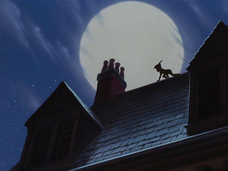 Peter Pan (1953) #comethroughmywindow #melissaethridge #peterpanyoucreeper