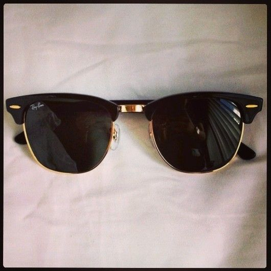 e9254a83056d Ray Ban Clubmaster On Pinterest