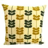 Leaf Cushion (Dunelm)