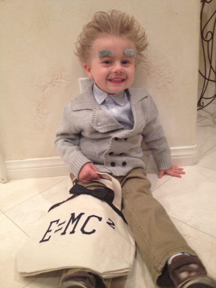 Alexander Graham Bell Kid Costume