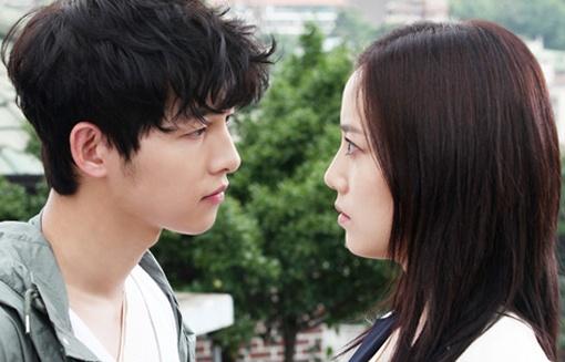 MOON ChaeWon 문채원 SONG JoongKi 송중기