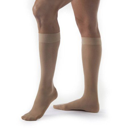 Jobst Compression Stockings Jobst Knee-High, Pair, Women's, Size: 1, Multicolor