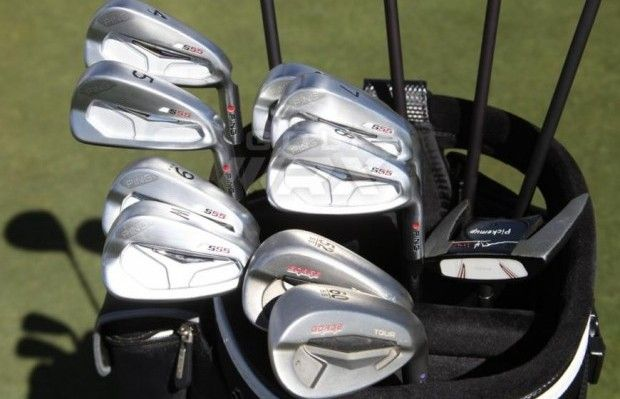 The golf clubs used by the most interesting man in the world - Miguel Angel Jimenez WITB 2014 - GolfWRX