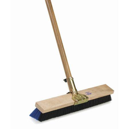 "Carlisle 24"" Push Broom With Handle (499200)"