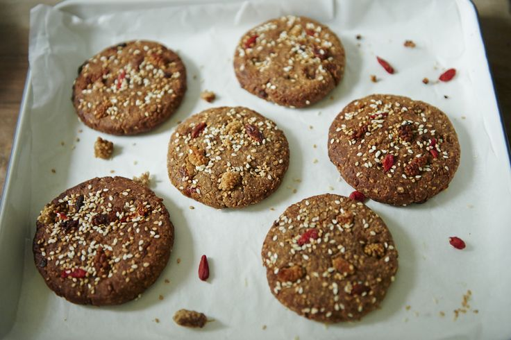 Workout Cookies (Rens Kroes)