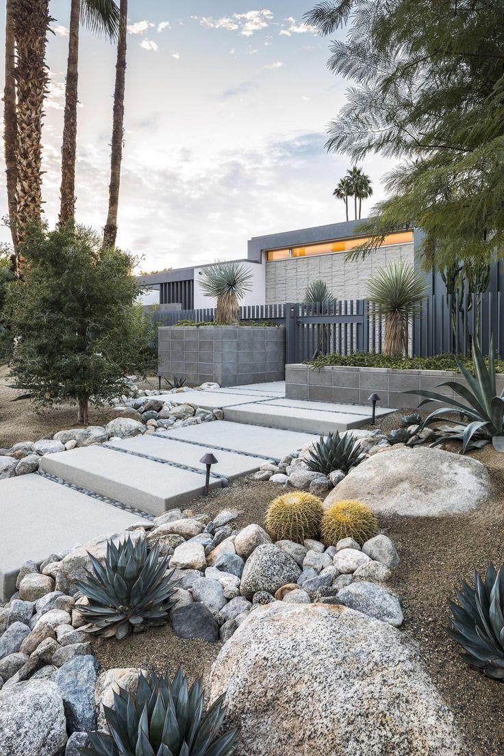 cacti entrance garden