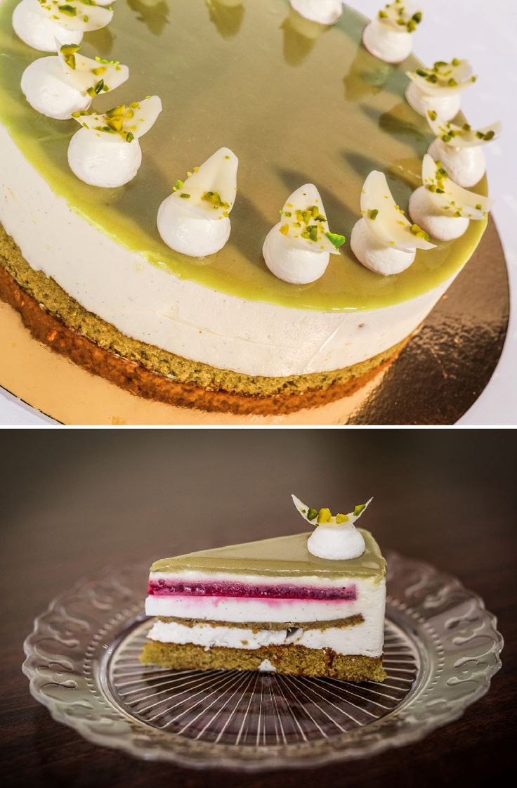 Az Ország Tortája 2016, Az Őrség Zöld Aranya - The Cake of Hungary 2016, Green Gold of The Őrség by Gellért Szó