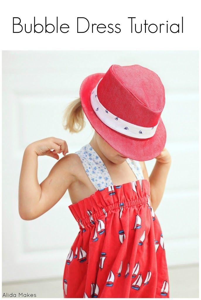 Bubble Dress Tutorial | Alida Makes