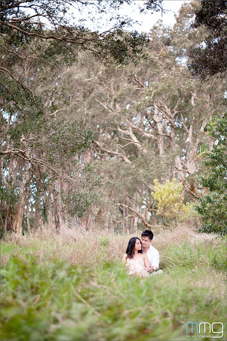 Engagement Shoot Centennial Park Sydney