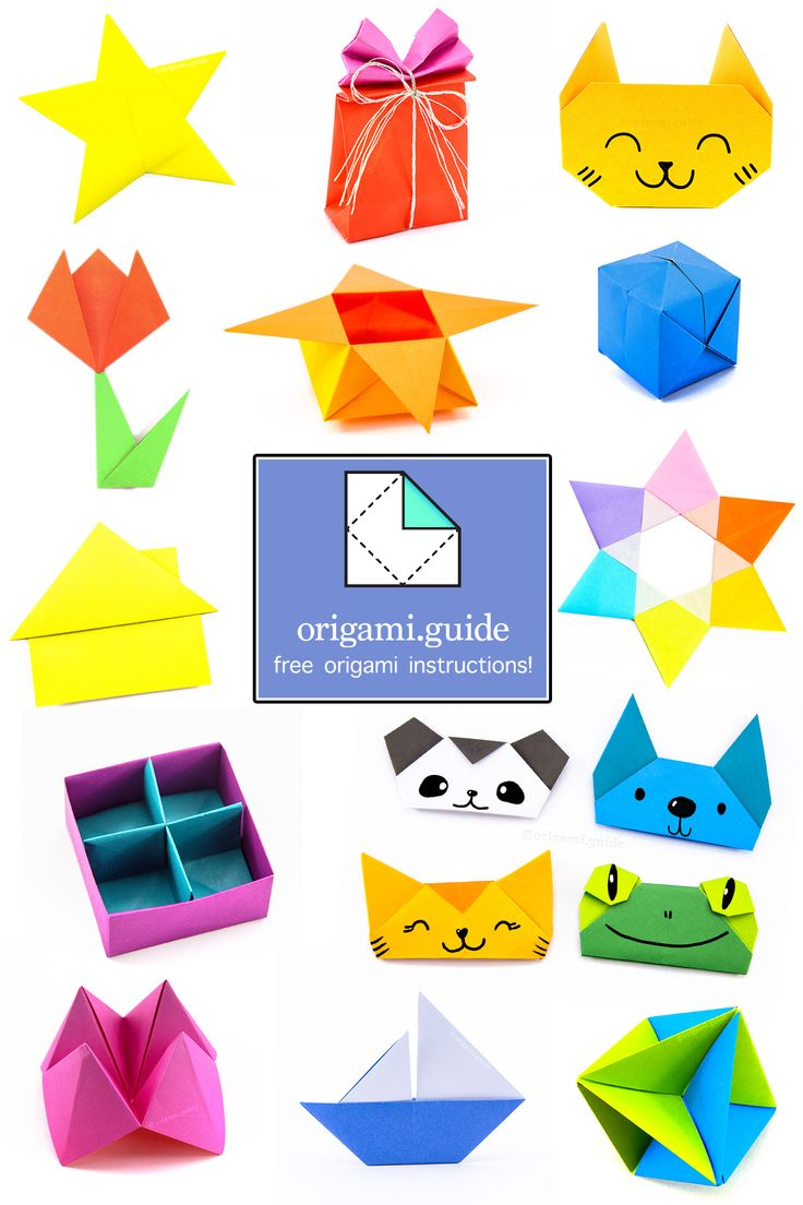 3214 best stephies board images on pinterest paper crafts learn how to make origami the origami instructions at origamiide are presented in an easy to follow photo tutorial format jeuxipadfo Choice Image