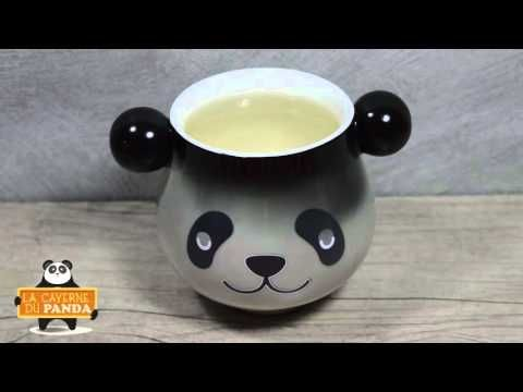 Tazza Panda Termosensibile - Crazyluke
