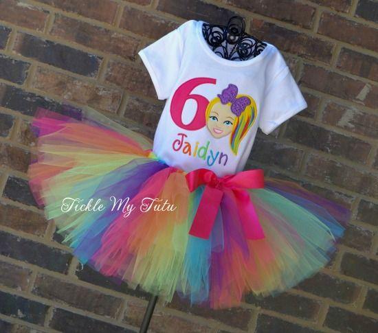 f75ecce37e1bc Jojo birthday outfit, Jojo birthday party, Jojo Siwa birthday party ...
