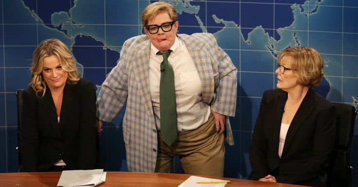 Tina Fey, Amy Poehler, Jane Curtin, Two (!) Stefons, and Melissa McCarthy's Flawless Matt Foley at SNL 40