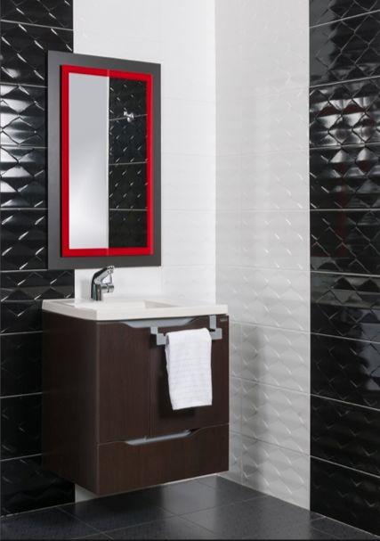 Blanco y negro con un toque de rojo #Corona inspira