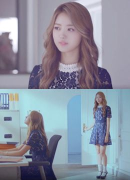 IOI Nayoung in Ailee's If You MV #ioi #nayoung #ailee #kfashion #kpop #MV