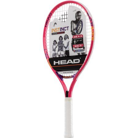 Head Instinct 21 Junior Tennis Racquet, Yellow