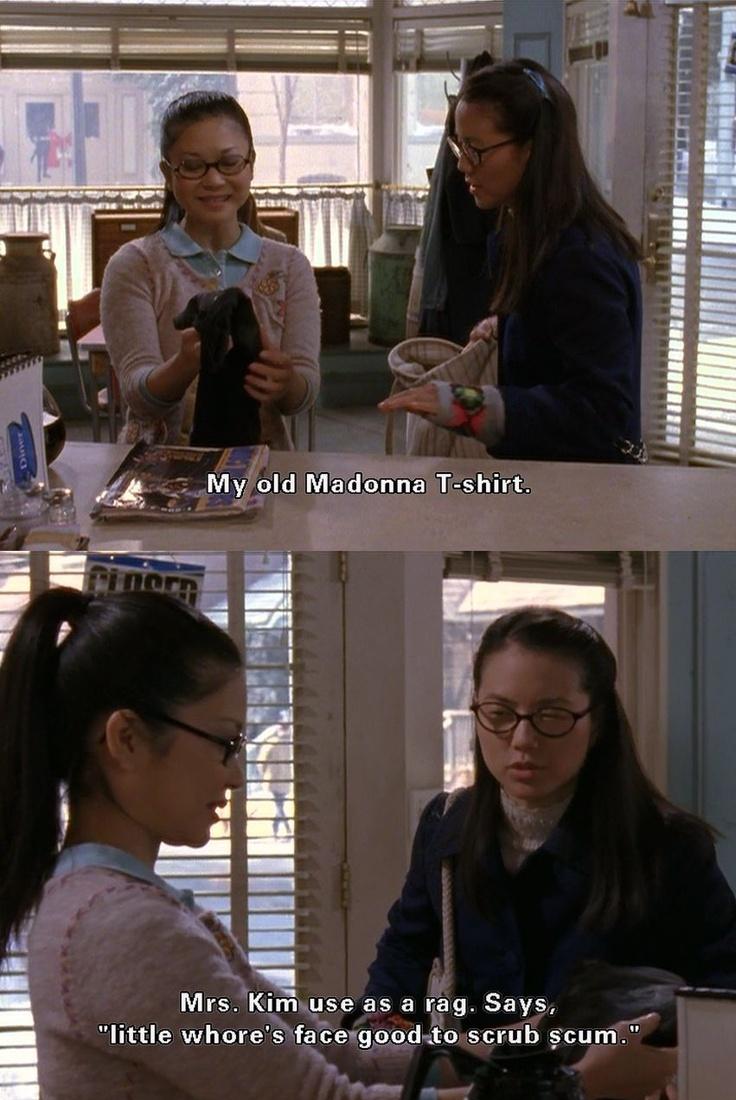 Gilmore Girls #madonna