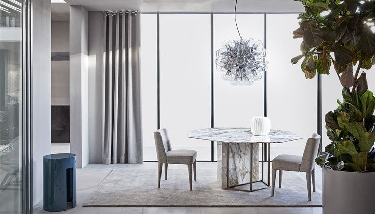Meridiani | living interiors