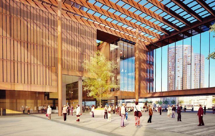 #PWF | Proposed | EQ West [180m & 89m | Resi & Hotel] - SkyscraperCity