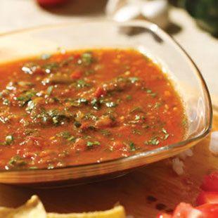 5 fresh, homemade salsas