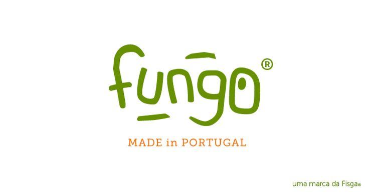 FunGo logo - Fisga design. www.fisgadesign.pt