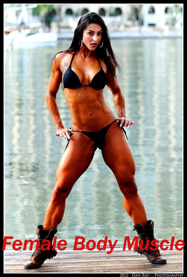 Thick sexy athletic women
