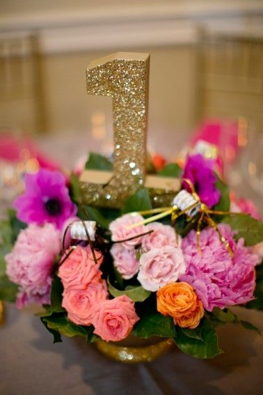 a fun sophisticated dc wedding wedding cateringwedding reception ideasglitter table numbersdiy