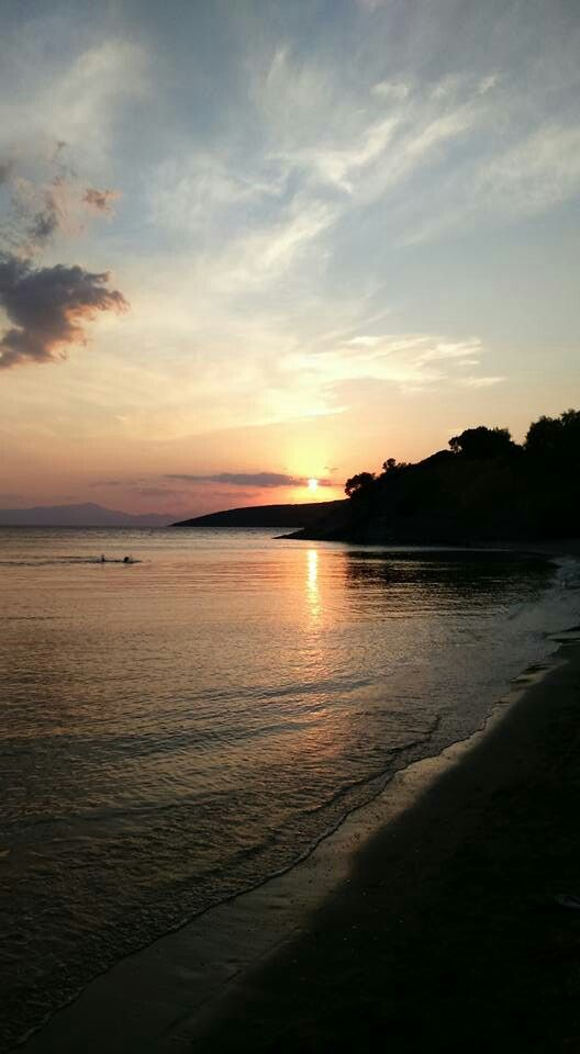 Kokkinis Beach, Marmari, Evia