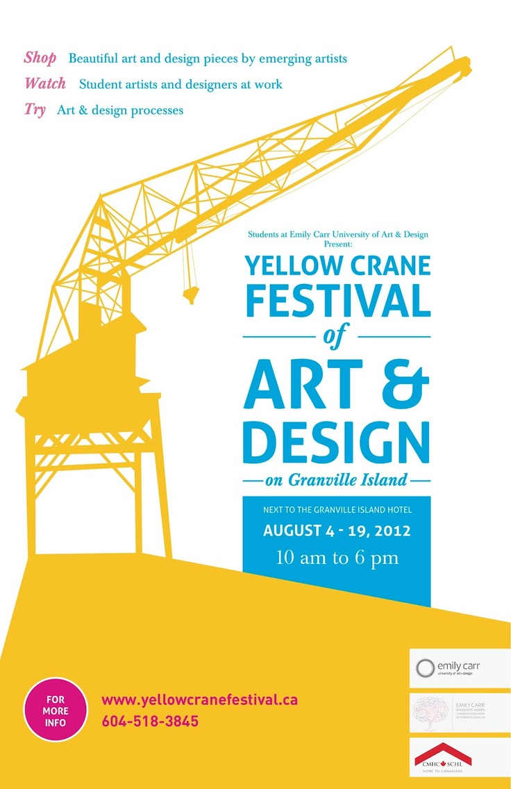 Yellow Crane Festival of Art and Design