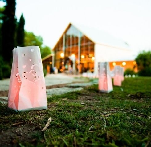 1000 images about diy wedding luminaries on pinterest for Best places to get married in austin
