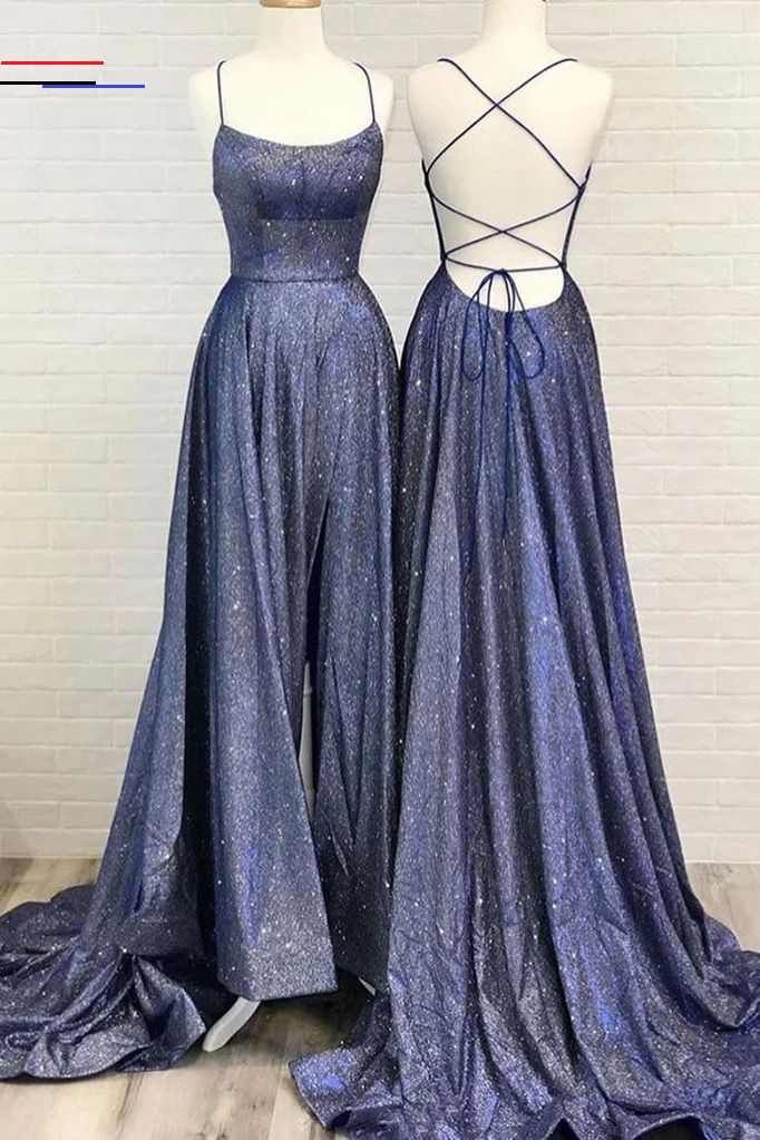 Schoner Feiern Ballkleider Abendkleider Tullrock Glitzer Pailletten Rosa Blau Abschlussball Abschlussball Kleider Abendkleid Ballkleid
