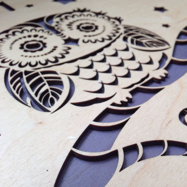 Our new wooden clock