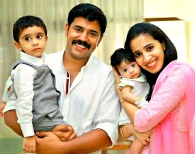 Malayalam Actor Nivin Pauly Becomes a Father Again