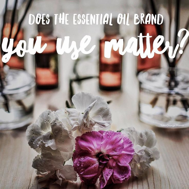 Ummmmm YES...a resounding YES!  Actually a HELL YES!  . I am soooooo passionate about this topic because people are being duped by companies that are claiming to have 100% pure essential oils when they are actually getting nothing but either a) a synthetic (fake) fragrance; b) a bottle with a tiny bit of the real deal and the rest if filled with carrier oil or other fillers.  . As an essential oil educator it is my duty and my obligation to do just that...educate you about how to be an…