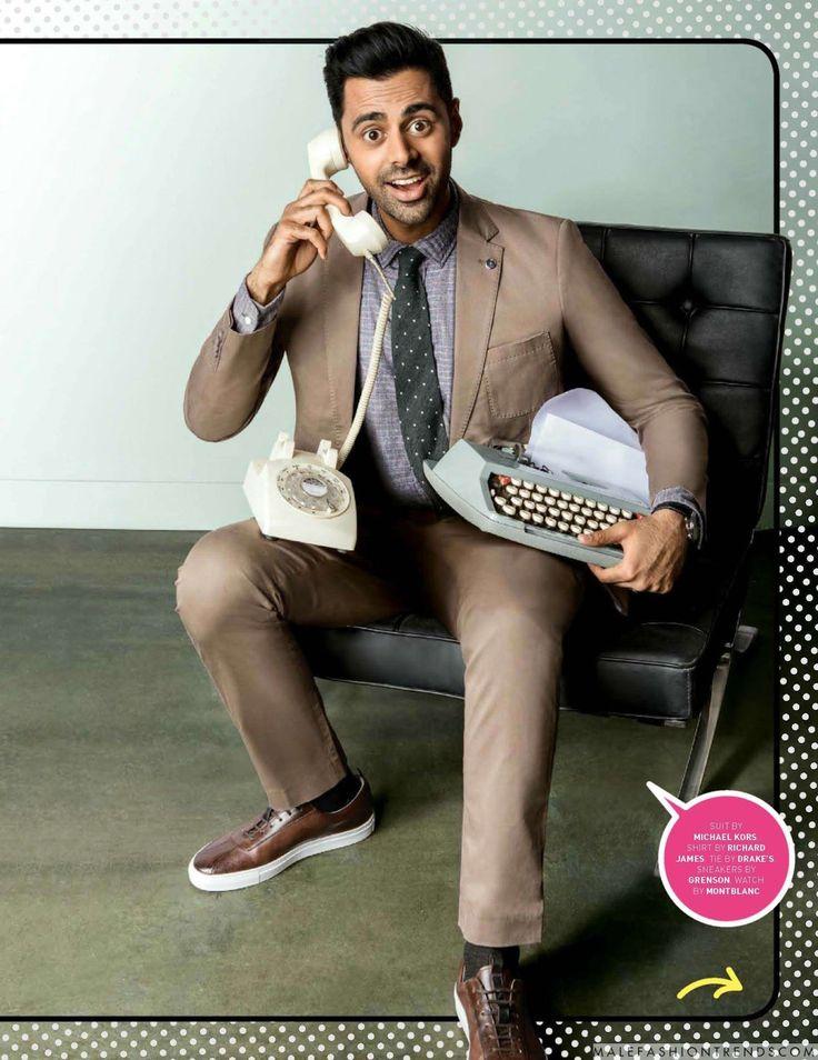 Hasan Minhaj for GQ India