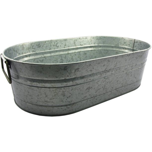 f391dd6352072b506c94ec78fb25235a - Better Homes And Gardens Tin Tub