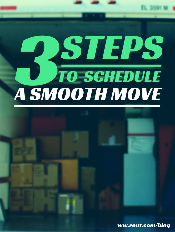 Steps To Renting An Apartment Part - 34: Schedule A Smooth Move In Three Simple Steps