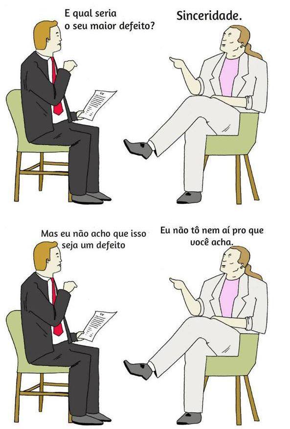 Como responder uma Entrevista de emprego
