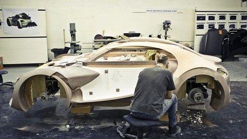 wisbenbae: Ngintip Pembuatan Mobil Konsep Citroën Survolt!